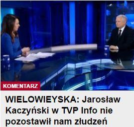 jarosławKaczyńskiwTVP