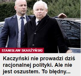 kaczyńskiNieProwadzi