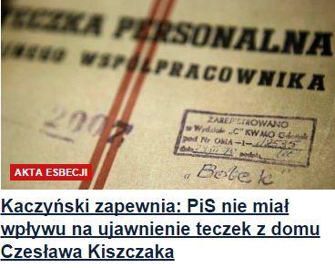 kaczyńskiZapewnia