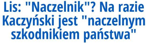 lisNaczelnik