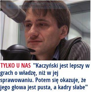 kaczyńskiJest
