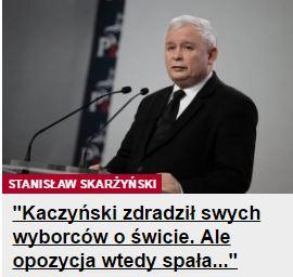 kaczyńskiZdradził