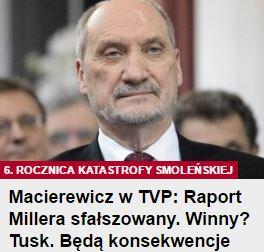 macierewiczwTVP