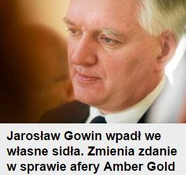 jarosławGowin