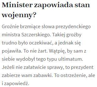 ministerZapowiada