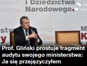 profGliński