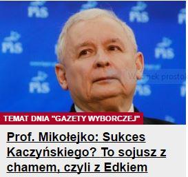 profMikołejko