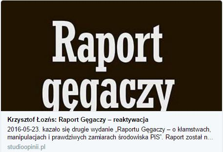 raportGęgaczy