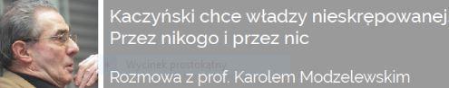 kaczyńskiChce
