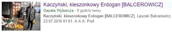 kaczyńskiKieszonkowy
