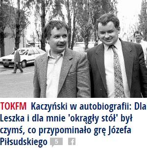 kaczyńskiWautobiografii