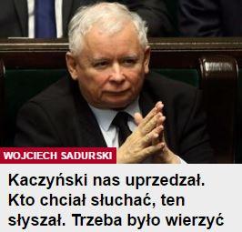 kaczyński nas