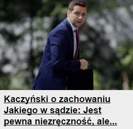 kaczynskio