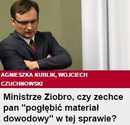 ministrze
