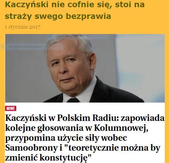 kaczynski-nie