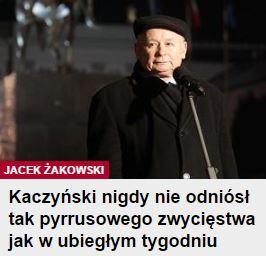 kaczynski-nigdy